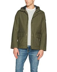 Timberland Dv MT Clay Whrf Bmbr Impermeable para Hombre - Verde