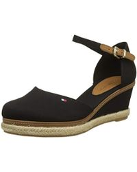 Tommy Hilfiger - Iconic Elba Basic Closed Toe, Sandales Bout fermé Femme - Lyst