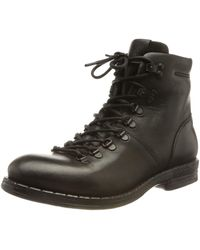 Replay Pack-winchester Fashion Boot - Black