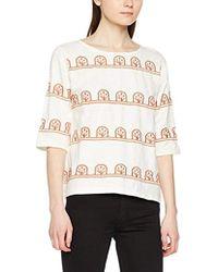 INTROPIA Camiseta para Mujer - Multicolor