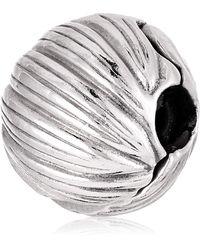 PANDORA Fermaglio Charm Donna argento - 797578 - Metallizzato