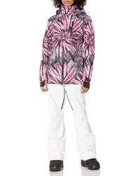 Volcom Bolt Insulated Jacket - Purple