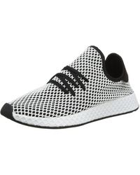 adidas Chaussure Deerupt Runner - Noir