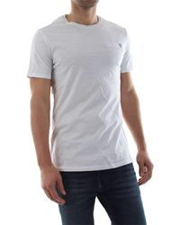 Guess - T Shirt Uomo M92I58 K8HM0 TWHT - Lyst