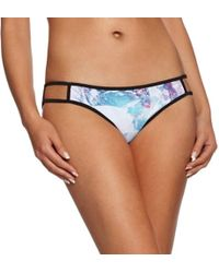French Connection - Wild Horses Triangle 2 Bikini - Lyst