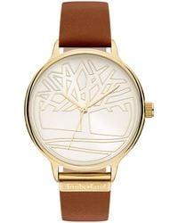Timberland Horloge TBL15644MYG.04 - Métallisé