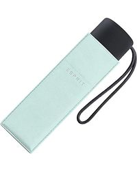 Esprit Folding Umbrella - Blue