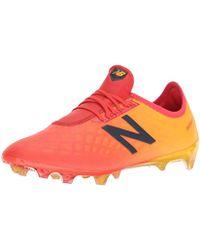 529c41db4 New Balance - Furon V4 Soccer Shoe Flame 8 D Us - Lyst