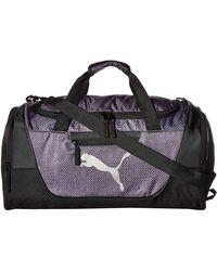 PUMA Contender Duffel Bag - Gray