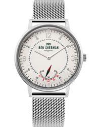 Ben Sherman Montres Bracelet WB034SM - Blanc