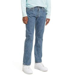 Levi's - 501 Original Straight Jeans - Lyst
