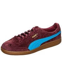 Details about PUMA MAN SPORTS SNEAKER SHOES CASUAL FREE TIME SUEDE CODE 364666 MADRID 2L