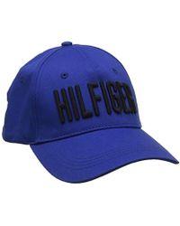 Tommy Hilfiger - Hilfiger Print Cap, Gorra de béisbol para Hombre - Lyst