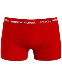 Tommy Hilfiger Trunk Boxer - Bleu
