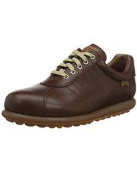 Camper Pelotas, Zapatos de Cordones Oxford para Hombre - Marrón
