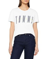 Tommy Hilfiger - Layer Graphic Short Sleeve T-shirt - Lyst