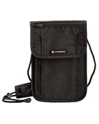 Victorinox - Deluxe Concealed Security Pouch With Rfid Protection - Lyst