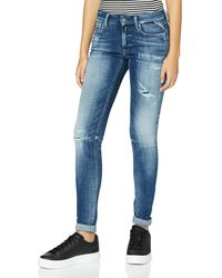 Replay New Luz Jeans - Blu