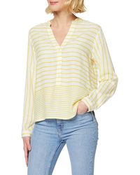 Esprit 020ee1f319 Blouse - Yellow