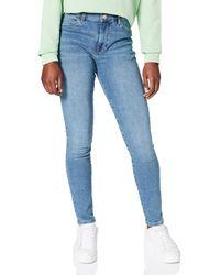 GANT D1 Nella Travel Indigo Jeans - Blue