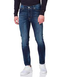 Tommy Hilfiger Simon Skny Cnds Trousers - Blue