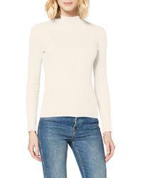 Esprit 129ee1i003 suéter - Blanco