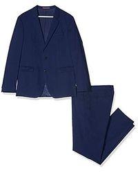 Tommy Hilfiger Anzug - Blau