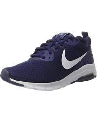 ef889659b54 Nike Wmns Air Max Motion Lw Se Armory 844895-403 in Blue - Save ...