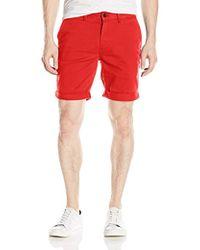 Tommy Hilfiger - Denim Shorts Straight Fit Freddy Short - Lyst