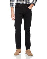 Levi's Jeans slim 501 - Nero