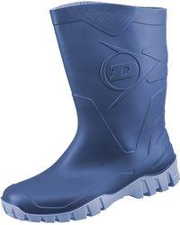 Dunlop Arbeitsstiefel Gummistiefel Dee Potthoff - Blau
