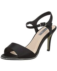 5353c6e2ab74 Dorothy Perkins Showcase Grey  senorita  Sandals in Gray - Lyst