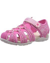 Geox JR Roxanne B Geschlossene Sandalen - Pink