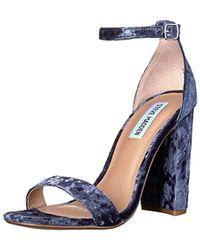 Steve Madden Carrson Dress Sandal - Blue