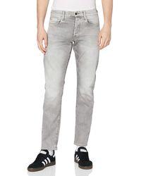 G-Star RAW - G Star 3301 Tapered Coj - Pantalones Hombre - Lyst