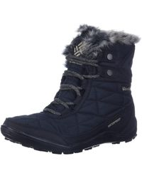 Columbia Minx Shorty Iii Snow Boot - Black
