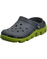 Crocs™ Duet Sport Clog 11991-0A1-160 - Grau
