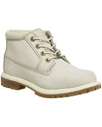 Timberland Leather Nellie Chukka Double Waterproof Boot E E