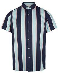 O'neill Sportswear LM Vert Stripe S/Slv Shirt Maglietta - Blu