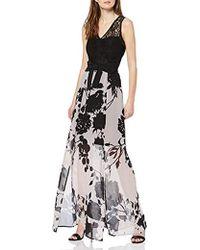 scarpe originali materiale selezionato prezzo abbordabile CFC0091458003, Vestito Elegante Donna, (Rosa B221), X-Small (Taglia  produttore:XS) - Nero