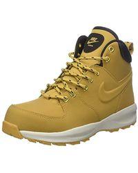 Nike - Manoa Leather Hiking Boot - Lyst