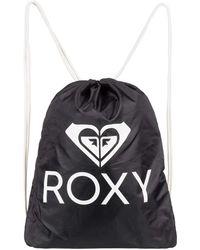 Roxy Drawstring Bag - Kordelzugbeutel - Schwarz