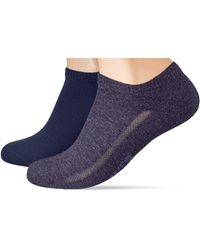 Levi's LEVIS 168SF LOW CUT 2P Socken - Blau