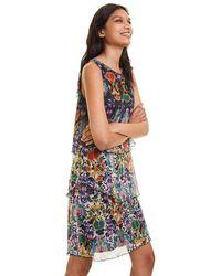 Desigual - Dress Florencia Robe - Lyst
