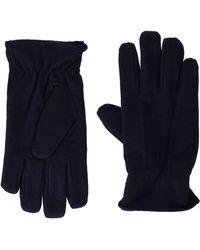 GANT Melton Special Occasion Glove - Blue