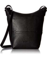 Ecco Sp Crossbody Cross Body Handbag - Black