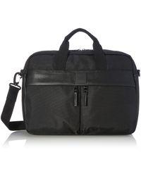 Esprit Accessoires pour homme 080EA2O305 Sac business 001/BLACK - Noir