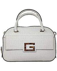 Guess Brightside Handbag White - Bianco