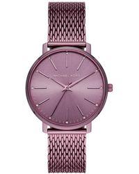 Michael Kors Reloj. MK4524 - Morado