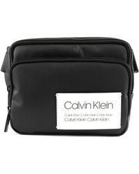 Calvin Klein Avenue Compact Waistbag - Noir